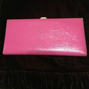 Used Pink Lodis Wallet